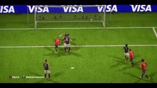 Fifa 18 World Cup Russia 2018 DLC...Jugando Online con Argentina