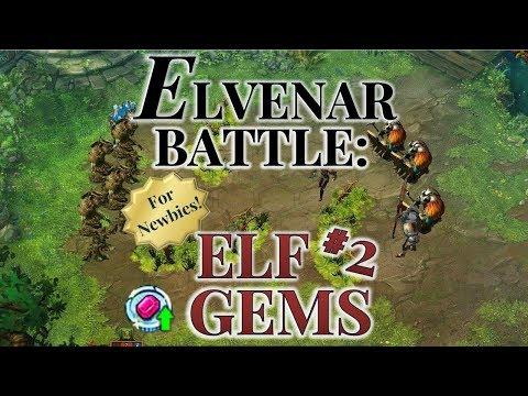 Elvenar Battle - NEWBIE Elves Gems Tournament # 2