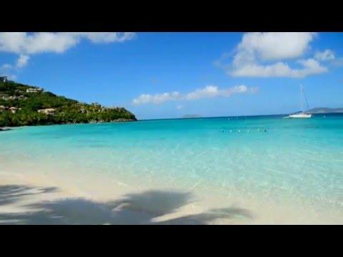 Little Cinnamon Beach, St John, US Virgin Islands National Park