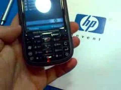 HP iPAQ business navigator