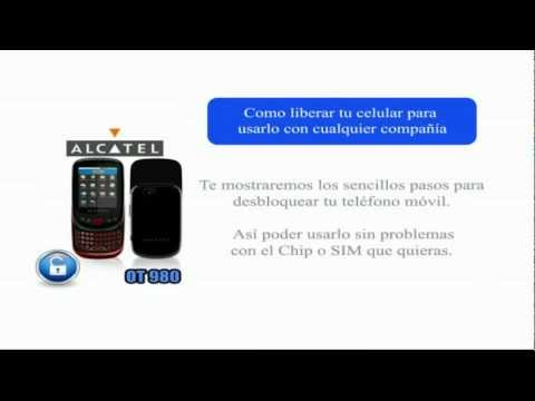 Como desbloquear Alcatel OT-980 desbloquear Como Liberar Alcatel OT-980 liberar (yodesbloqueo.com)