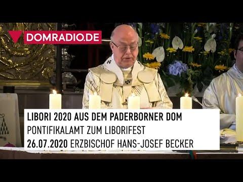 Pontifikalamt zum Liborifest