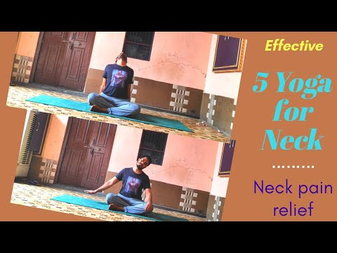 5 effective yoga for neck strength quick neck pain relief