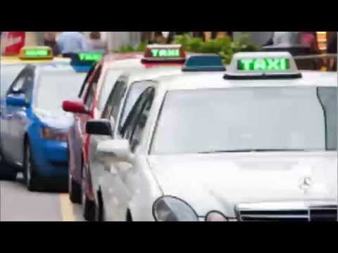 Taxi Tales: Cabbie talks about Grab Taxi....