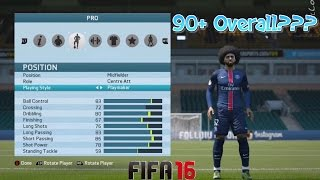 FIFA 16 - How to get Your My Pro Clubs Player to the Highest Overall Possible