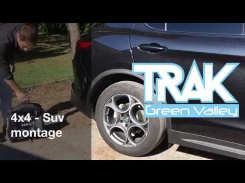 Montage track 4*4 SUV GREEN VALLEY