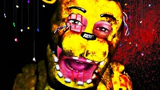 To BEAT a FNAF ANIMATRONIC You MUST BECOME ONE 😱- One Night at Freddy