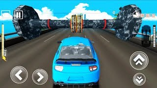 DEADLY RACE - Walkthrough Gameplay Part 4 - ALL CAR (Speed Car Bumps Challenge)
