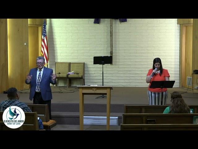 Fluyendo En El Espíritu Santo: Pastor Eduardo Urrea  091621