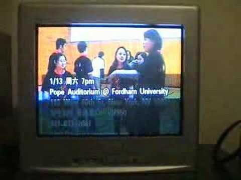 Drama on Sino-TV news