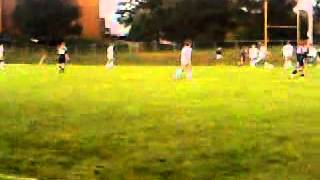 Alexa gray soccer foward for west liberty univer