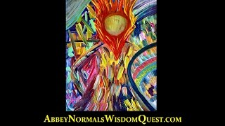 Archangel Lucifer on Mankind's Journey Into Darkness 🖤 Abbey Normal's Wisdom Quest