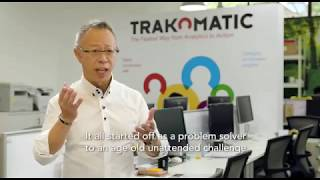 Trakomatic - Future of Retails