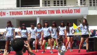 KDC- I got a boy + Wild cover @ FTU