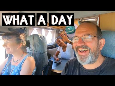 Unexpected VAN LIFE Road Trip. A Day to remember