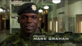 Canadian Forces - Life in Canada