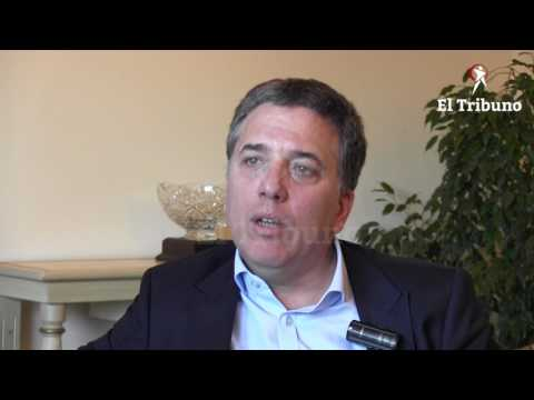 Entrevista a Nicolás Dujovne