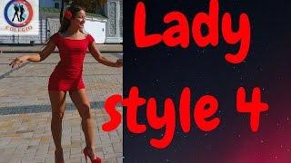 Как танцевать красиво женский стиль?/ Школа танцев Salsa Colegio