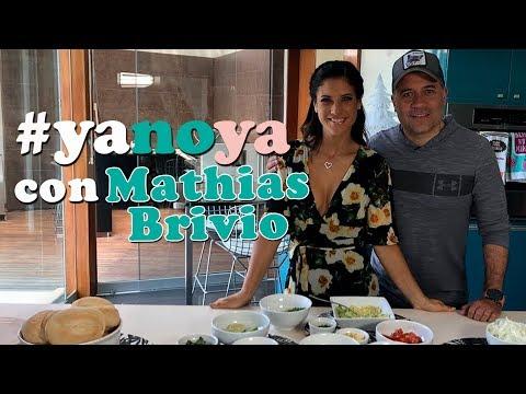 #YaNoYa: Salsas para el pavo recalentado con Mathias Brivio - Pía Copello