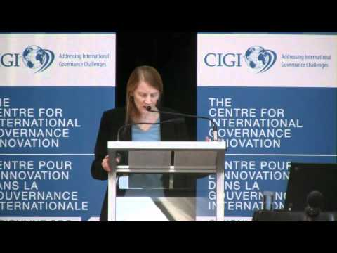 """Over 1 Billion NOT Served: The Global Economic Crisis and Food Governance"" with Jennifer Clapp"