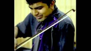 Karthick Iyer | Raag Charukesi* Alaap | Indian Carnatic violin