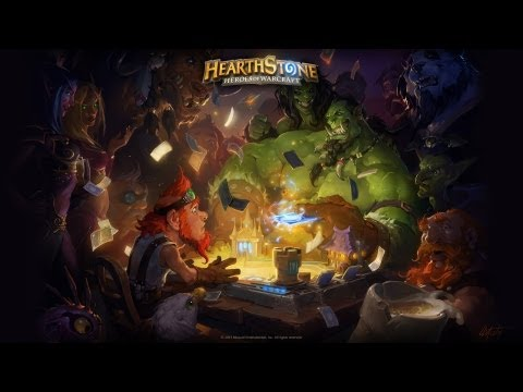 Hearthstone: Heroes of Warcraft - Обзор игры ч.1