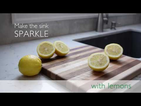 Fresh and Clean with Lemons