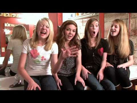 The Cactus Cuties sing Etta James tune Somethings Got a Hold on Me backstage
