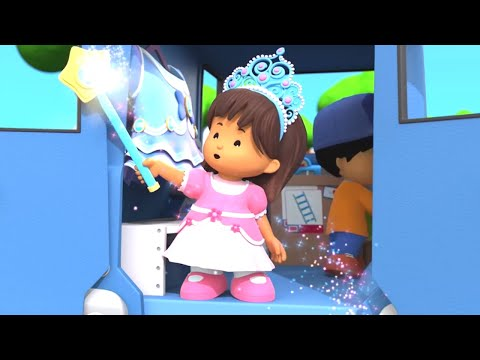 Fisher Price Little People ⭐Magical Princess  ⭐New Season! ⭐Full Episodes HD ⭐Cartoons For Kids