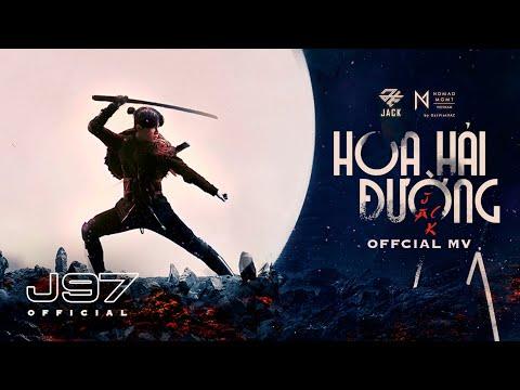 Jack | Hoa Hải Đường | Official Music Video