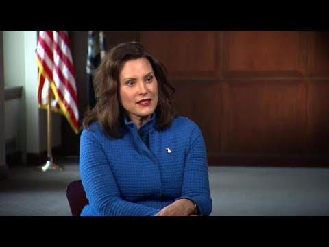 Gretchen Whitmer: Politics and public health collide in Michigan as ...