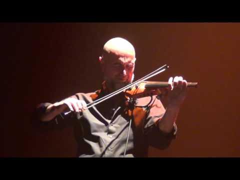Premiata Forneria Marconi (PFM) Live in Chile  - Violin Jam + William Tell