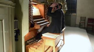 J. S. Bach - Organ Concerto in A Minor BWV 593 after Vivaldi RV 522.