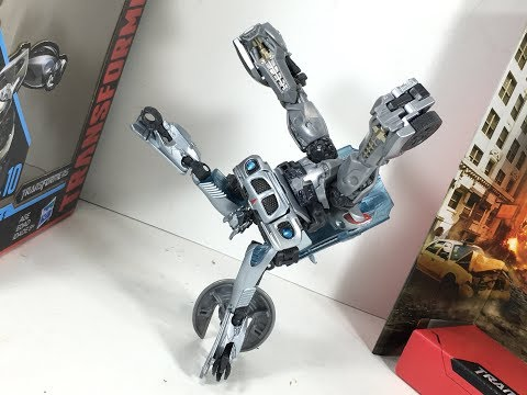 Transformers Studio Series Jazz Chefatron Toy Review