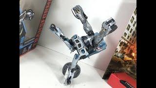 Transformers Studio Series Jazz Chefatron Toy Review