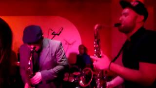 Bartozzi & Derrick McKenzie/ Jamiroquai, B-day Jam Session Monobar, 4 Apr 2013