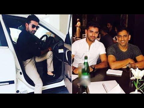 डेब्यू से पहले ही हो गया था रिजेक्ट, अब धोनी के साथ खेलता है ये क्रिकेटर - Deepak Chahar