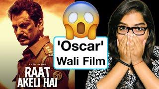 Raat Akeli Hai NETFLIX Movie REVIEW | Deeksha Sharma