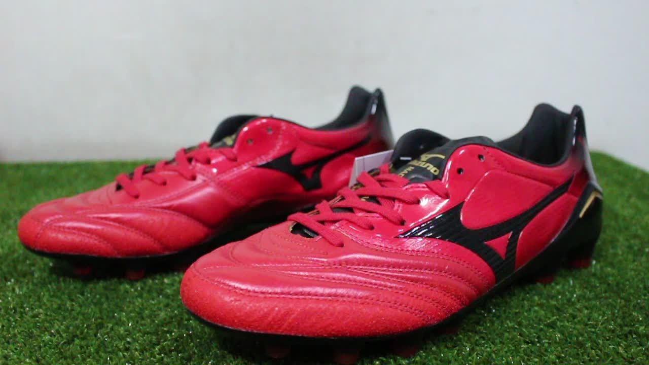 064aba3064d0 Mizuno Monarcida Japan Unboxing   First Impression HD (Chinese Red ...
