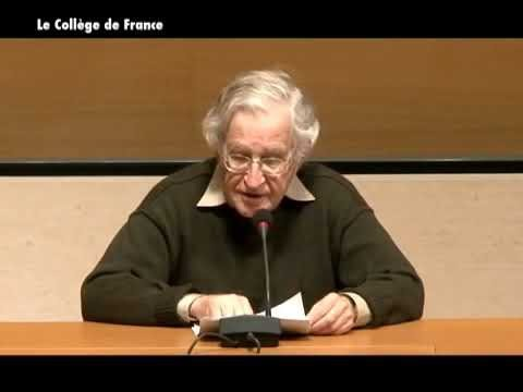 Noam Chomsky Interview on Limits of Language & Mind