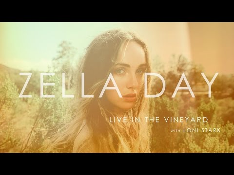 Zella Day Interview & Concert Highlights - Live in the Vineyard Napa