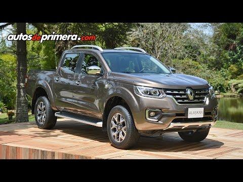 Nueva Renault Alaskan: develación mundial en Medellín, Colombia