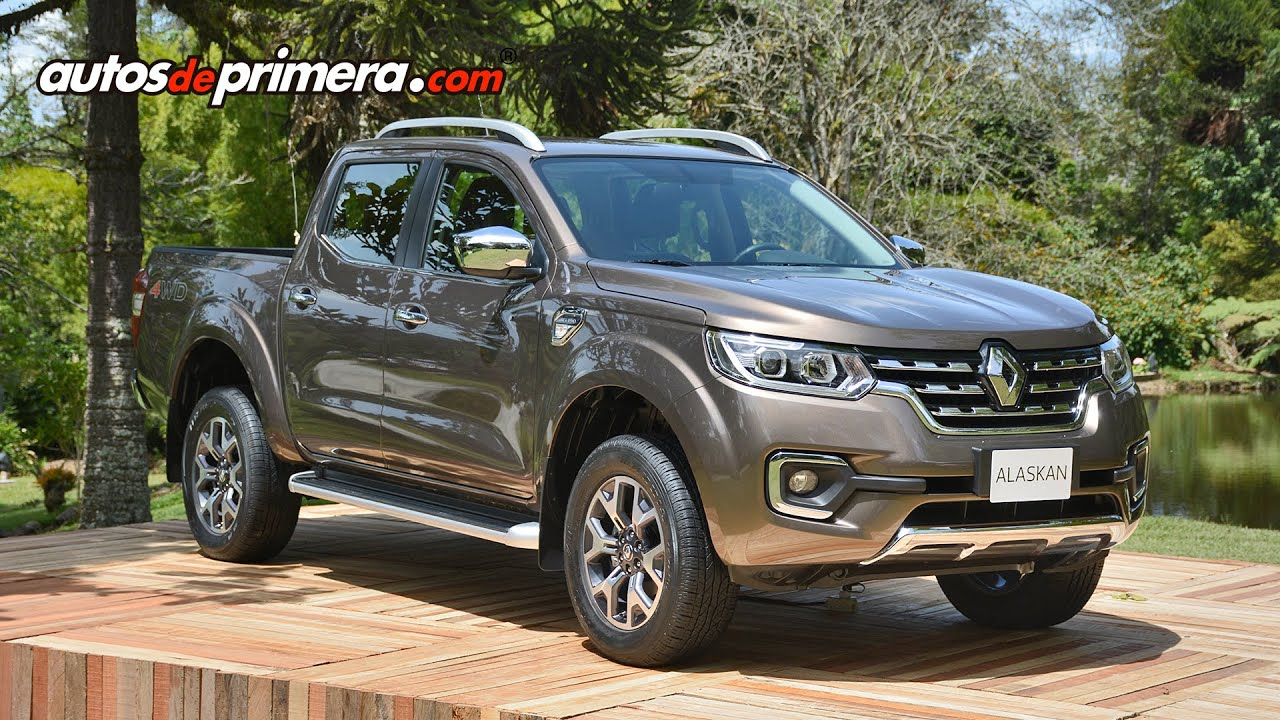 Pick up renault colombia autos post for Caribe motor medellin