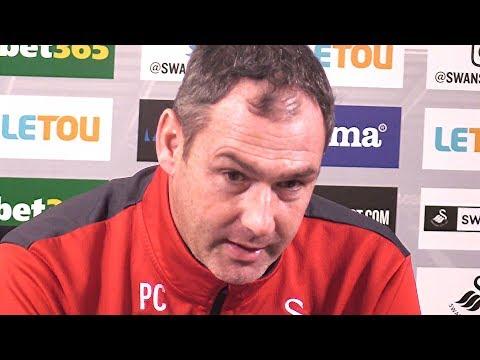Paul Clement Full Pre-Match Press Conference - Swansea v Manchester City - Premier League