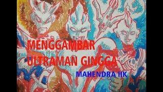 Ultraman Geed Coloring