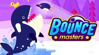 Bouncemasters Full Gameplay Walkthrough (BY Playgendary)