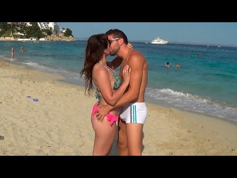 Kissing Prank - French kiss