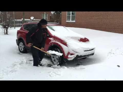 Shoveling your snow in the City of Wilmington, Delaware