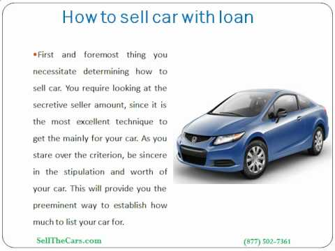 how-to-sell-car-with-loan.mov