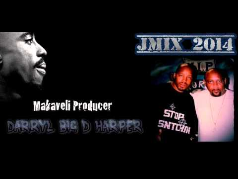 Was 2pac M.O.B.? & Incidents With Tupac And Snoop - Darryl Harper